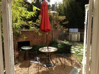 Stunning Cottage, Step-Out Garden, W/D, Hot tub - San Francisco vacation rentals