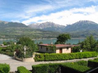Nice Condo with Balcony and Parking - Savines-le-Lac vacation rentals