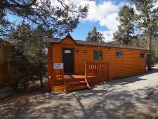 Cozy 3 bedroom Big Bear City House with Deck - Big Bear City vacation rentals