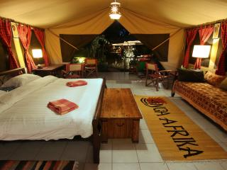 """ANGA AFRIKA"" Luxury Tented Camp Nairobi - Nairobi vacation rentals"