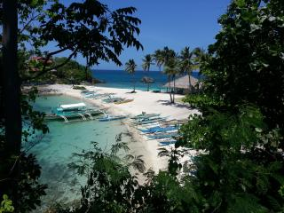 beach front 2 storey plus roof  6 rooms - Malapascua Island vacation rentals