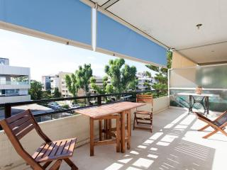 A modern cozy central architect's flat, by the sea - Glyfada vacation rentals