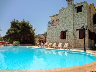 Stonebuilt 4 bed luxury villa,stunning views,pool - Argaka vacation rentals