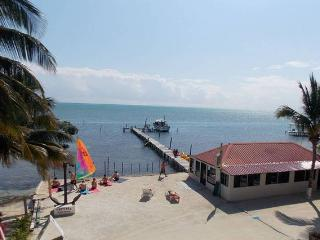 Gorgeous Ocean Front Condo Unit 12 - Caye Caulker vacation rentals