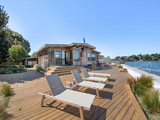Spacious home with stunning views on the Bolinas Lagoon - Stinson Beach vacation rentals