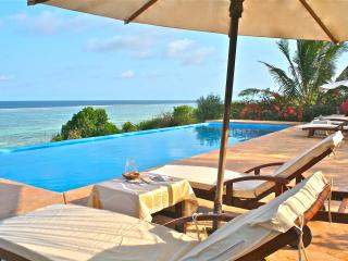 Beautiful Ocean front Villa Paradise - Matemwe vacation rentals