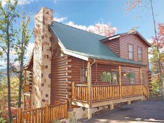 Nice Cabin with Internet Access and Fireplace - Gatlinburg vacation rentals