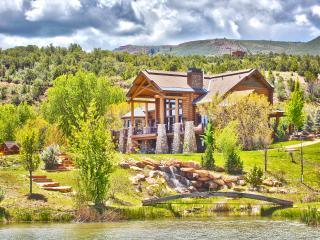 Currant Creek Ranch - 40 Acre Retreat - Fruitland vacation rentals