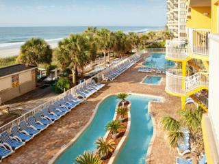 Shore Crest Vacation Villas I, Partial Oceanview - North Myrtle Beach vacation rentals