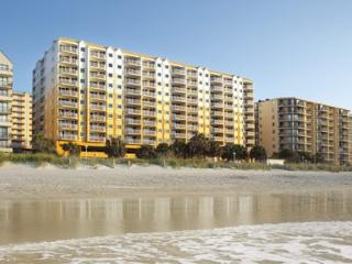 Full week of ocean front, not ocean view.  Sleeps 6, and hard to get. - North Myrtle Beach vacation rentals