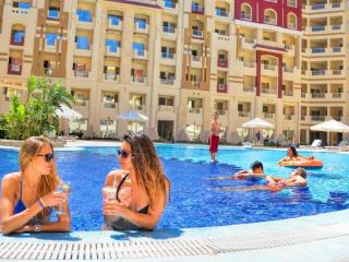 Cozy studio 200 meters from the Red Sea. - Hurghada vacation rentals