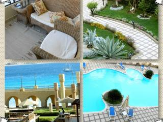The apartments are in exclusive area Sahl Hasheesh - Hurghada vacation rentals