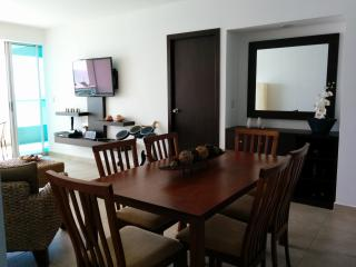 Beach front astonishing luxury apartment - Salinas vacation rentals