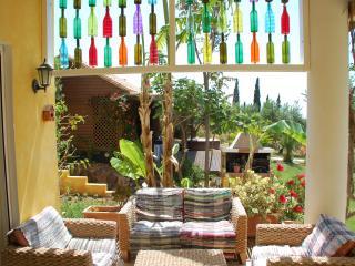 Large luxury Villa overlooking sea and mountains - Kiparissia vacation rentals