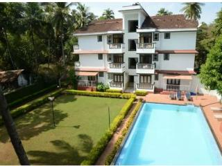 Amazing Studio Apartment in a Resort Candolim - Candolim vacation rentals
