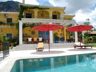 Large luxury Villa overlooking sea and mountains - Kiparissia vacation rentals