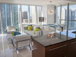 2 bedroom Apartment with Internet Access in Brickell - Brickell vacation rentals