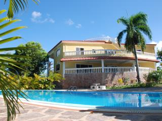 Luxury villa with large swimming pool!  for V.I.P. - Sosua vacation rentals