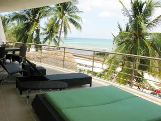 Beachfront 2 Bedroom apartment with rooftop - Playa del Carmen vacation rentals
