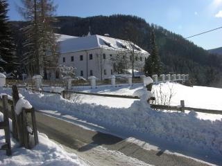 Schloss Berg Klösterle - entire first floor - Gnesau vacation rentals