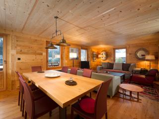 "Stunning Chalet ""F"", Apt 1 - Champéry vacation rentals"