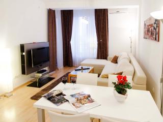 Luxury downtown Apartment City Star + PARKING! - Belgrade vacation rentals