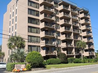 Great Location/View at Ocean View Towers # 6F - Myrtle Beach, SC - Myrtle Beach vacation rentals