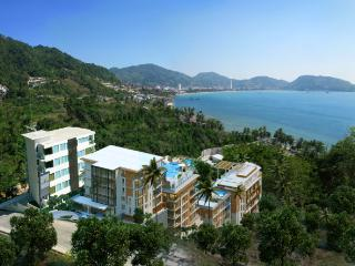 Patong Seaview 2 Bed Apartment - Patong vacation rentals