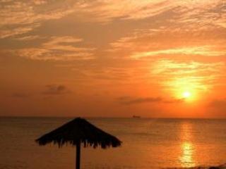 Ocean View 1 bedroom/2 bath time share apartment - Oranjestad vacation rentals