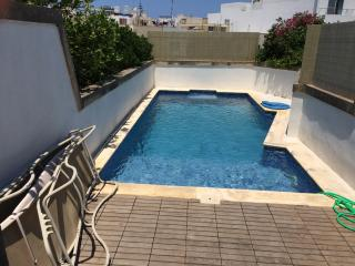 Lovely House with Pool 5 min walk from St.Julians - Swieqi vacation rentals