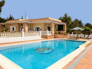 3 bedroom Villa in Ibiza Town, Ibiza : ref 2132879 - Es Vive vacation rentals