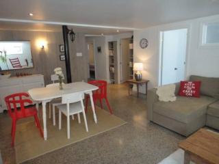 Quebec: charmant appartement, central - Quebec City vacation rentals