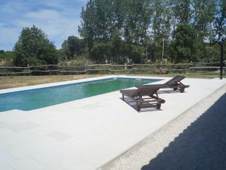 Secluded villa with pool offering privacy + luxury - Gavaudun vacation rentals