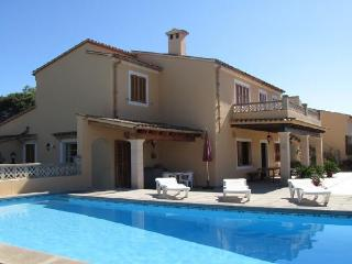 Country House with pool,mounta - Cala Carbo vacation rentals