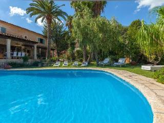 Villa in Mancor De La Vall, Baleares, Mallorca - Mancor de la Vall vacation rentals