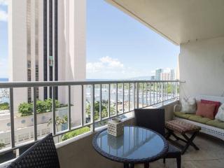 3 Bedroom w/ Oceanview!!! Across from Modern Hotel - Honolulu vacation rentals