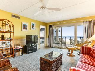 Wonderful Condo with Deck and Balcony - Fernandina Beach vacation rentals