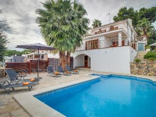 Luxurious and bright Spanish villa w/ views of Alcudia Bay & private pool! - Alcudia vacation rentals