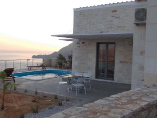 Incredible sea view,private pool,great sunset - Plakias vacation rentals