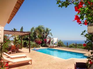 Modern 4 bed villa with amazing Akamas coast views - Latchi vacation rentals