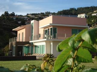 Modern luxury 4 bed house with large pool and gard - Estreito da Calheta vacation rentals