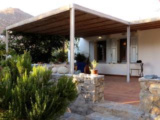 Unique Villa in Ganema Beach, Serifos - Vagia vacation rentals