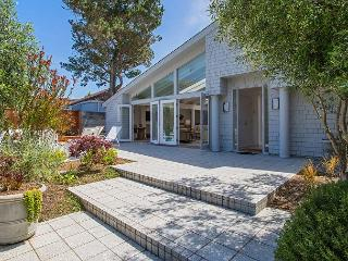 Luxury beachfront home with modern amenities. - Stinson Beach vacation rentals
