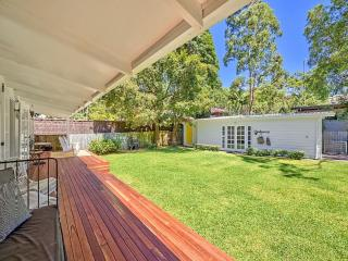 Comfortable 4 bedroom House in Pearl Beach - Pearl Beach vacation rentals