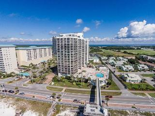 SURFSIDE UNIT 612-NEWLY RENOVATED,GULF VIEW LUXURY,POOL+HOT TUB,BOOK NOW!! - Miramar Beach vacation rentals