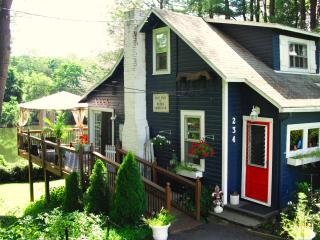 AWARD WINNING WATERFRONT COTTAGE - Saugerties vacation rentals