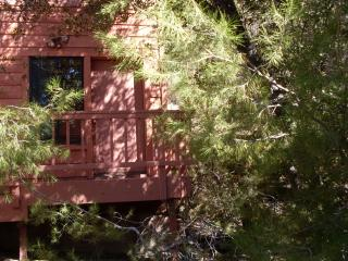 Spacious private entrance room, full bathroom - Idyllwild vacation rentals