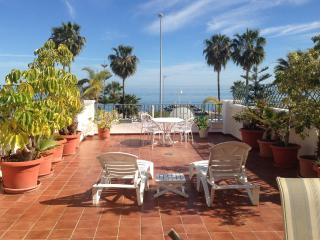 Apartment in first line of Burriana with great sea - Nerja vacation rentals