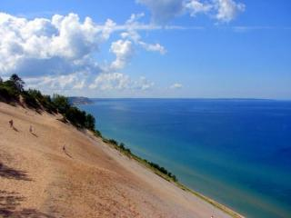 Large home 1 mile from town, view of the bay! - Traverse City vacation rentals
