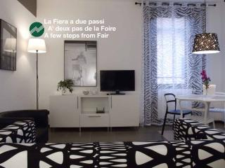 Rho-Fiera -CimarhosaHouse  Black & White - Rho vacation rentals